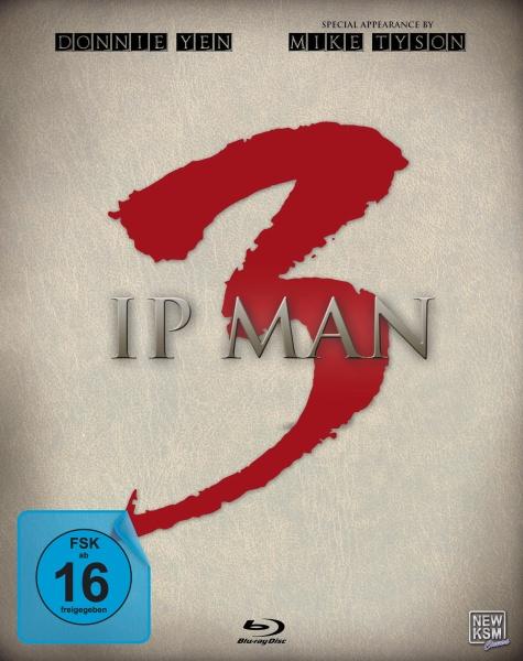 Ip Man 3 - Steelbook (Blu-ray)