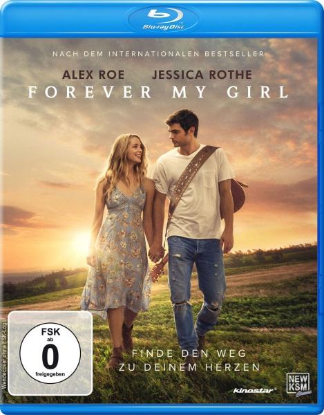 Forever my Girl (Blu-ray)