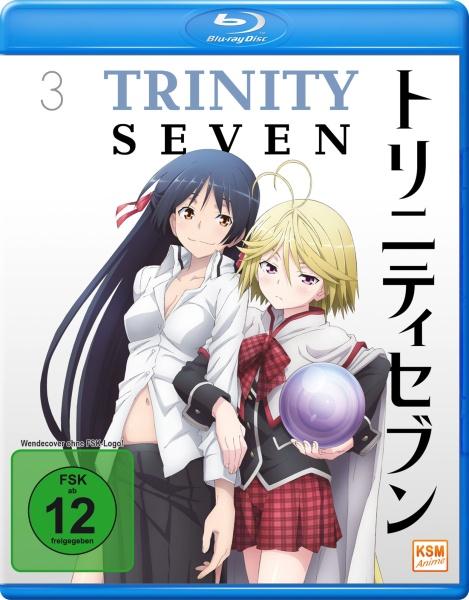 Trinity Seven - Episode 09-12 (Blu-ray)