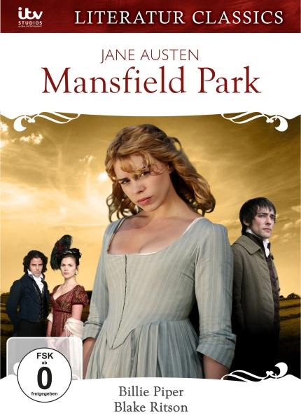 Mansfield Park (2007) - Jane Austen Classics (DVD)