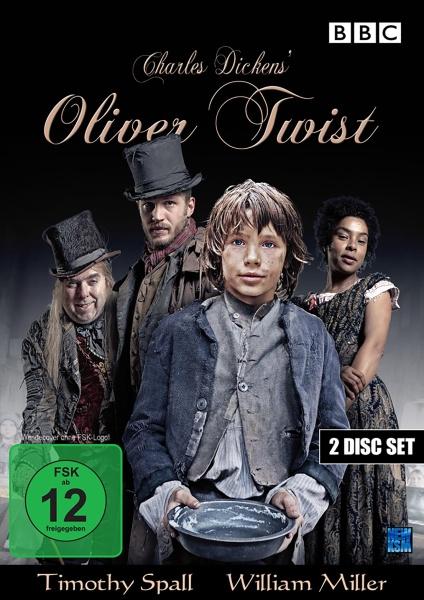 Oliver Twist (2007) - Charles Dickens (DVD)