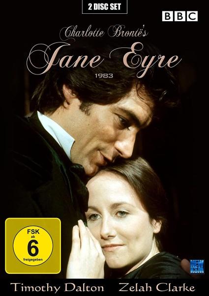 Jane Eyre (1983) - Charlotte Bronte (2 DVDs)