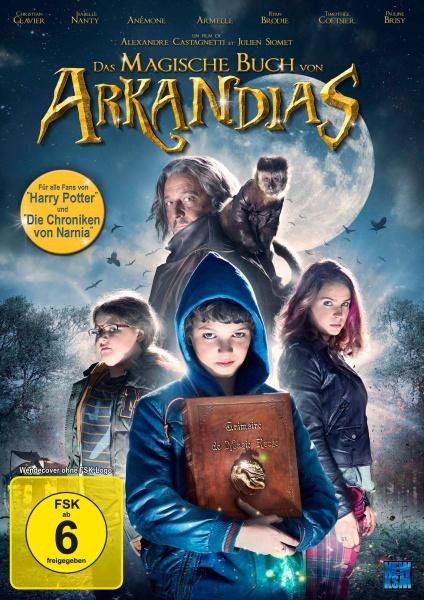 Das magische Buch von Arkandias (DVD)