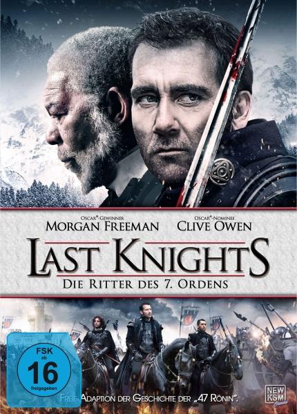 Last Knights - Die Ritter des 7. Ordens (DVD)