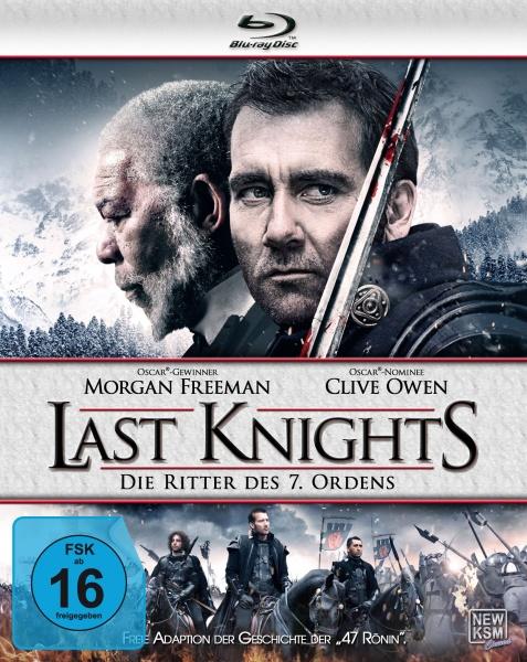 Last Knights - Die Ritter des 7. Ordens (Blu-ray)