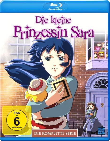 Die kleine Prinzessin Sara - Gesamtedition (Blu-ray)
