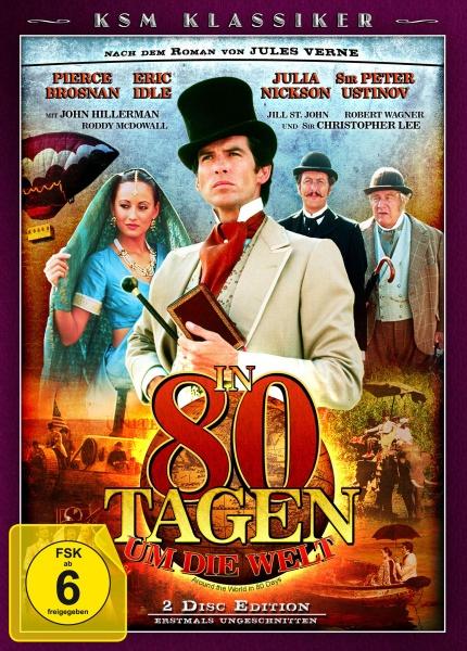 In 80 Tagen um die Welt - KSM Klassiker (2 DVDs)