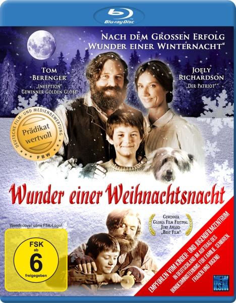 Wunder einer Weihnachtsnacht (Blu-ray)