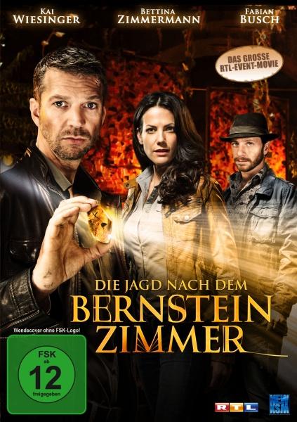 Die Jagd nach dem Bernsteinzimmer (DVD)