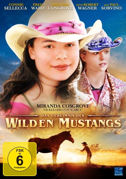Das Geheimnis des Wilden Mustangs - The Wild Stallion (DVD)