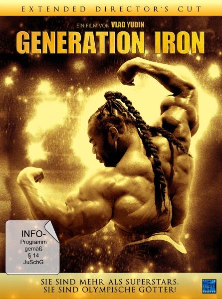 Generation Iron - Directors Cut (DVD)
