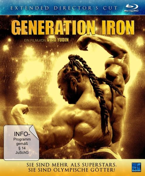 Generation Iron - Directors Cut (Blu-ray)