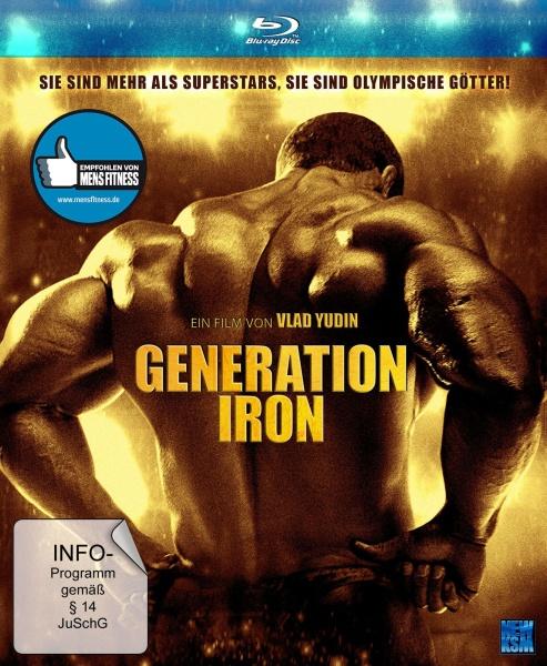 Generation Iron (Blu-ray)