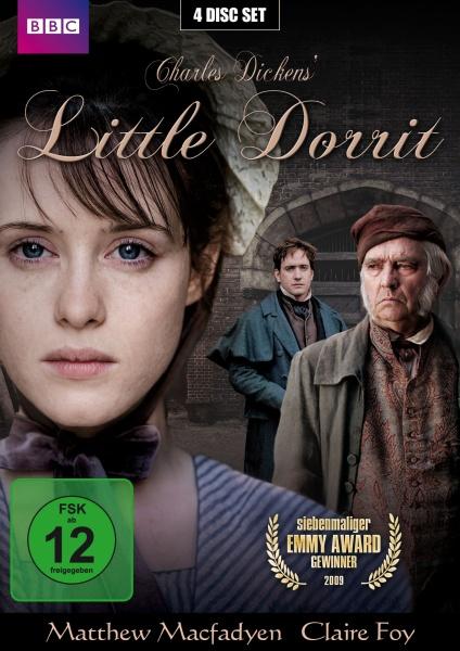 Little Dorrit - Charles Dickens (4 DVDs)