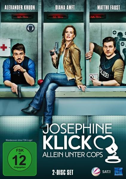 Josephine Klick - Allein unter Cops - Staffel 1 (2 DVDs)