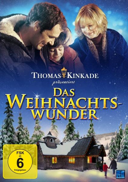 Das Weihnachtswunder - Thomas Kinkade präsentiert (DVD)