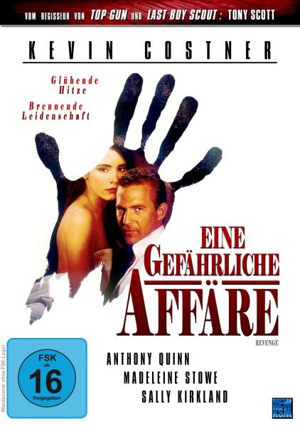 Eine gefährliche Affäre - Revenge (DVD)
