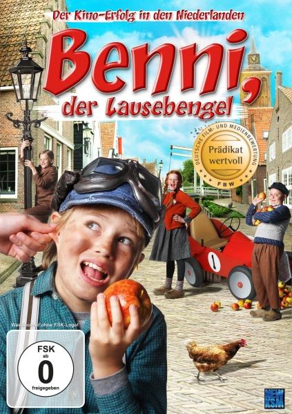 Benni, der Lausebengel (DVD)