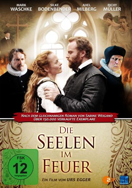 Die Seelen im Feuer (DVD)