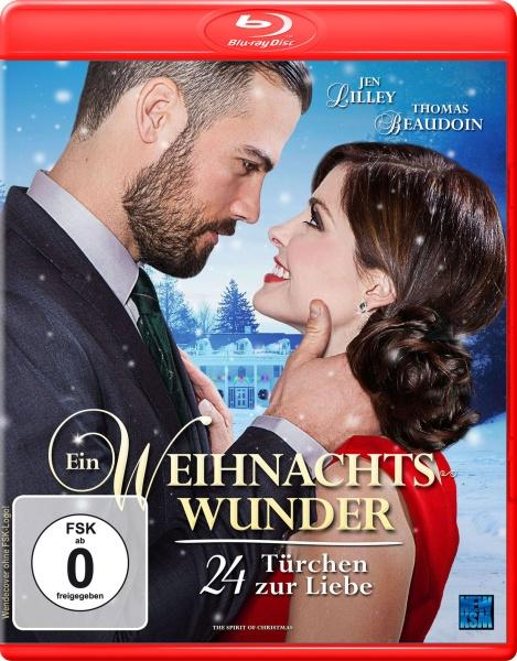 Ein Weihnachtswunder - 24 Türchen zur Liebe (Blu-ray)