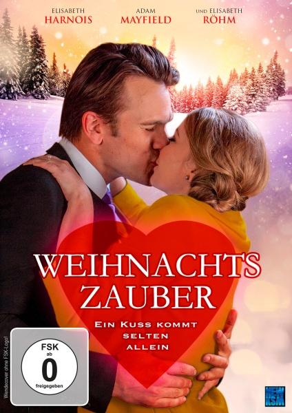 Weihnachtszauber - Ein Kuss kommt selten allein (DVD)