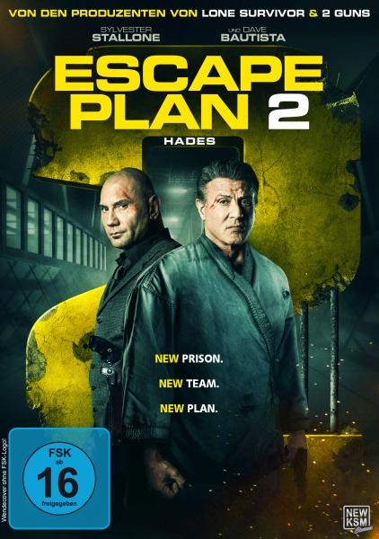 Escape Plan 2 - Hades (DVD)