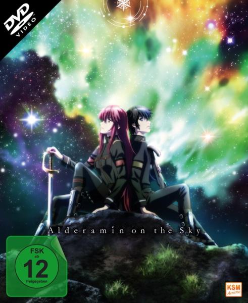 Alderamin on the Sky - Gesamtedition: Episode 01-13 (3 DVDs)