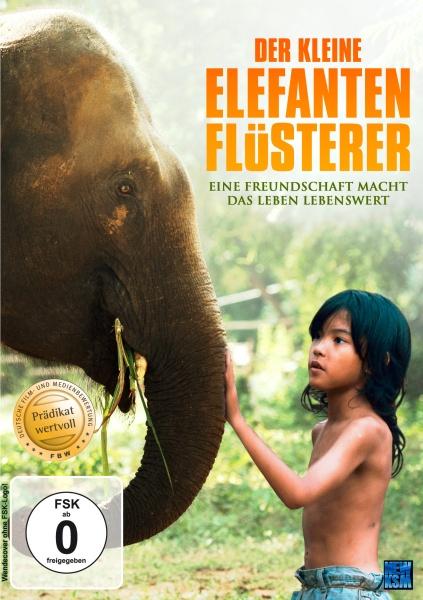 Der kleine Elefantenflüsterer (DVD)