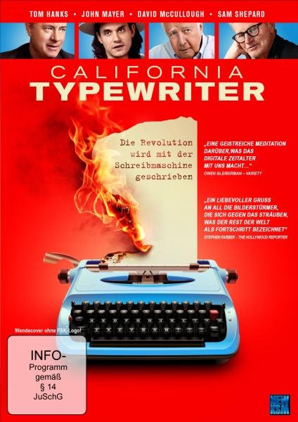 California Typewriter - Die Revolution wird mit der Schreibmaschine geschrieben (DVD)