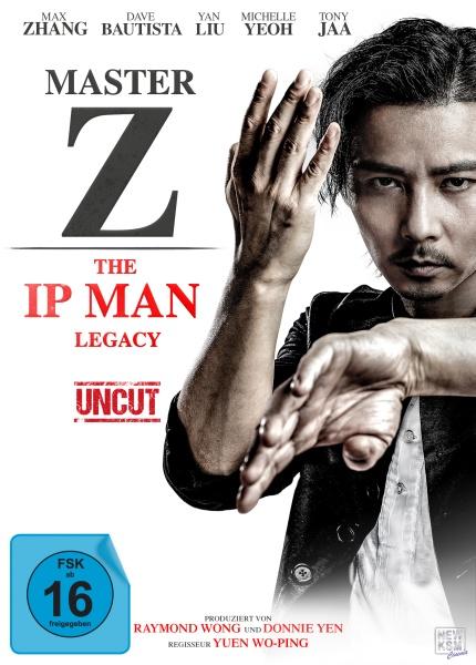 Master Z - The Ip Man Legacy (DVD)