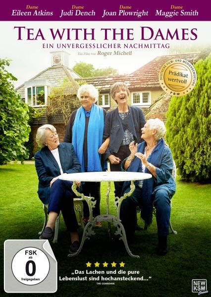 Tea with the Dames - Ein unvergesslicher Nachmittag (DVD)