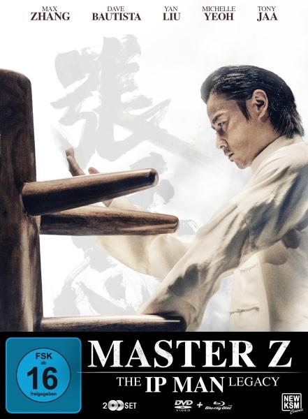 Master Z - The Ip Man Legacy Special Edition - Motiv D-Weiß (Blu-ray+DVD) (exkl. Müller)