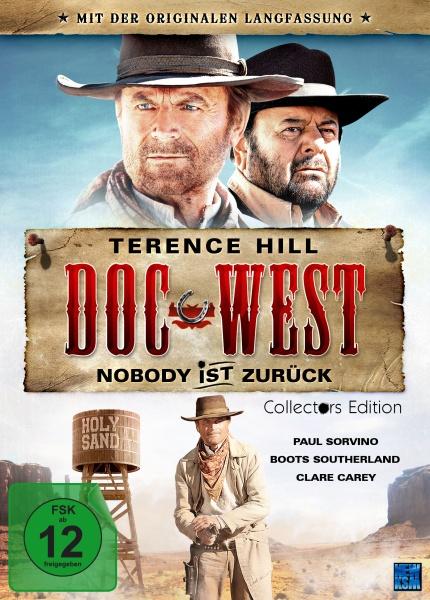 Doc West - Nobody ist zurück - Collectors Edition (DVD)
