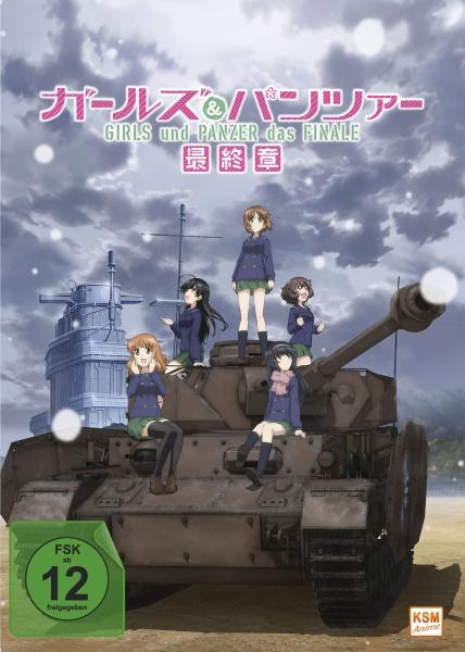 Girls und Panzer: Das Finale - Teil 1 - Limited Edition (DVD)