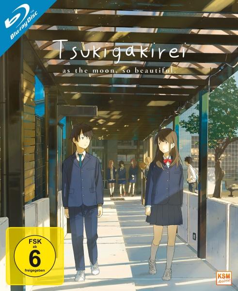 Tsuki Ga Kirei - Gesamtedition Episode 01-12+6.5 (3 Blu-rays)