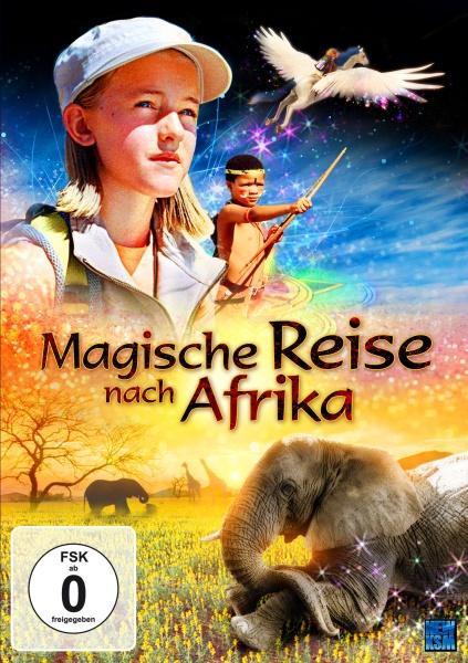 Magische Reise nach Afrika (DVD)