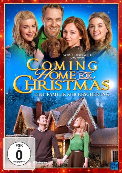 Coming Home for Christmas - Eine Familie zur Bescherung Norman Rockwell präsentiert (DVD)