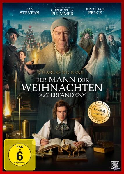 Charles Dickens - Der Mann der Weihnachten erfand (DVD)