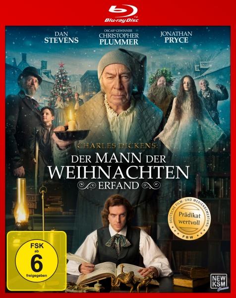 Charles Dickens - Der Mann der Weihnachten erfand (Blu-ray)