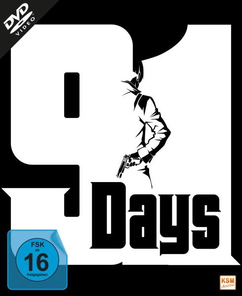 91 Days - Gesamtedition: Episode 01-13 (3 DVDs)