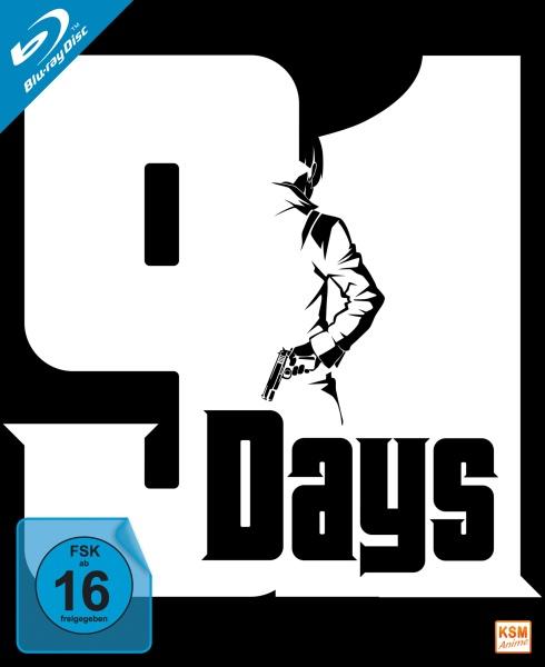 91 Days - Gesamtedition: Episode 01-13 (3 Blu-rays)