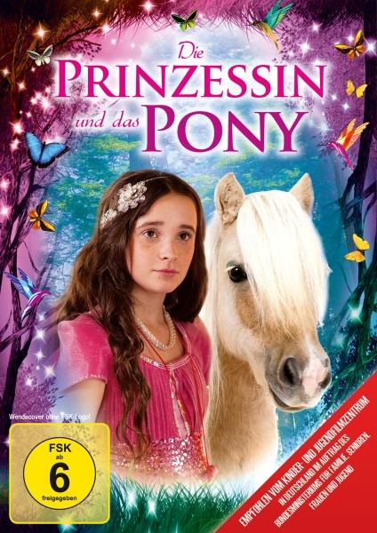 Die Prinzessin und das Pony (DVD)