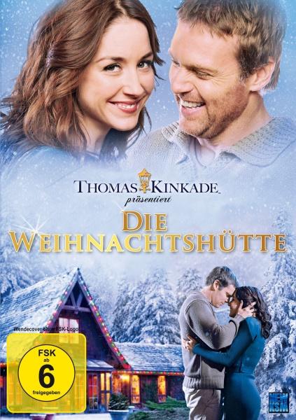 Die Weihnachtshütte - Thomas Kinkade präsentiert (DVD)
