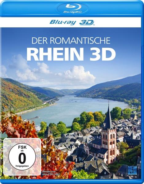 Der romantische Rhein 3D (3D Blu-ray)