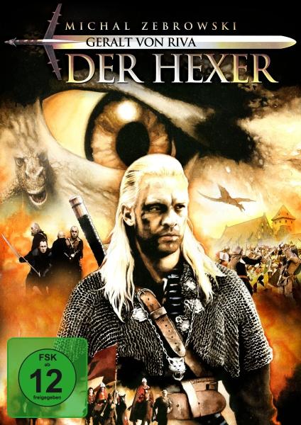 Geralt von Riva - Der Hexer (DVD)