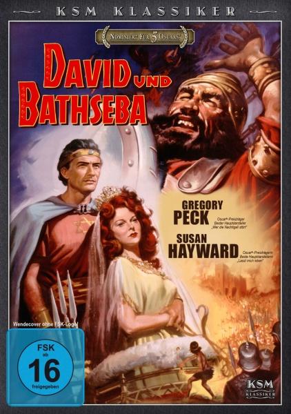 David und Bathseba - KSM Klassiker (DVD)