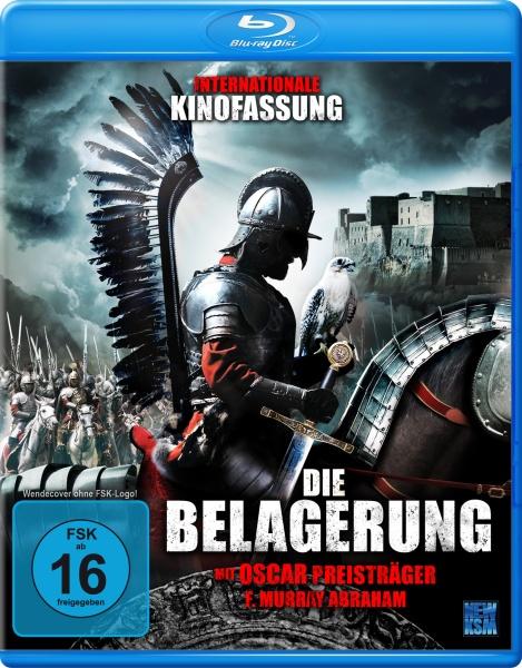 Die Belagerung - Internationale Fassung (Blu-ray)