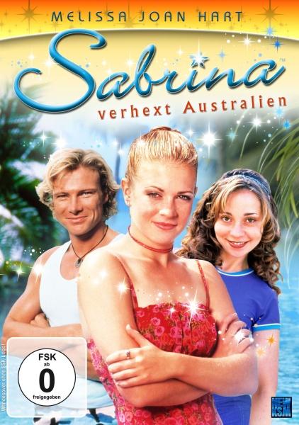 Sabrina verhext Australien (DVD)