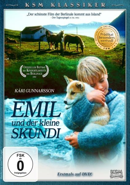 Emil und der kleine Skundi - KSM Klassiker (DVD)