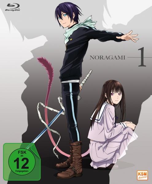 Noragami - Staffel 1, Volume 1: Folge 01-06 (Blu-ray)